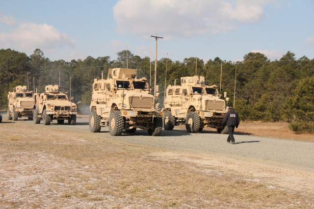 """The Army's Program Executive Office for Command, Control and Communications-Tactical is training """"super"""" Digital Systems Engineers on vehicles equipped with components of Capability Set 13, the Army's first integrated network fielding effort that spans the entire brigade combat team formation, connecting the fixed command post to the commander on-the-move to the dismounted Soldier."""