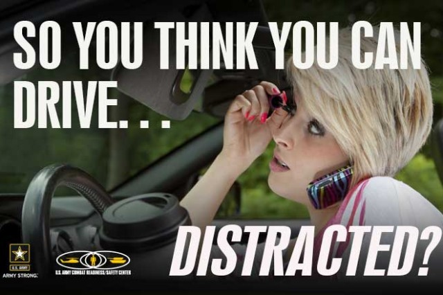 With the number of people dying in crashes involving a distracted driver on the rise, 3,331 in 2011 compared to 3,267 in 2010, safety officials are determined to educate individuals on the dangers of distracted driving.