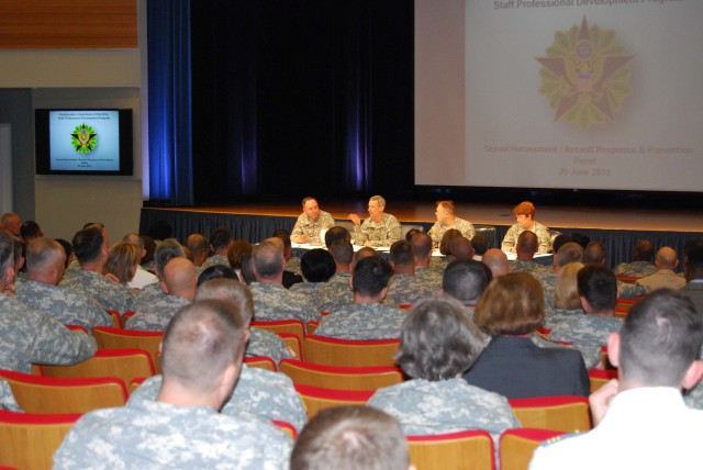 Pentagon-level SHARP training for Army officers
