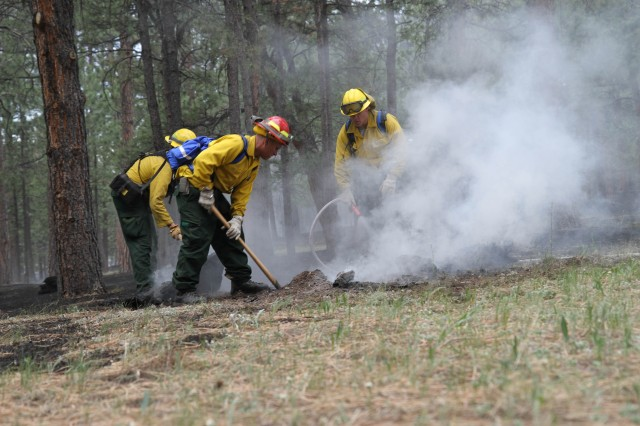 National Guard firefighters headed home soon | Article | The ...