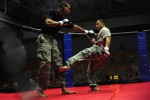 All American Week combatives tournament