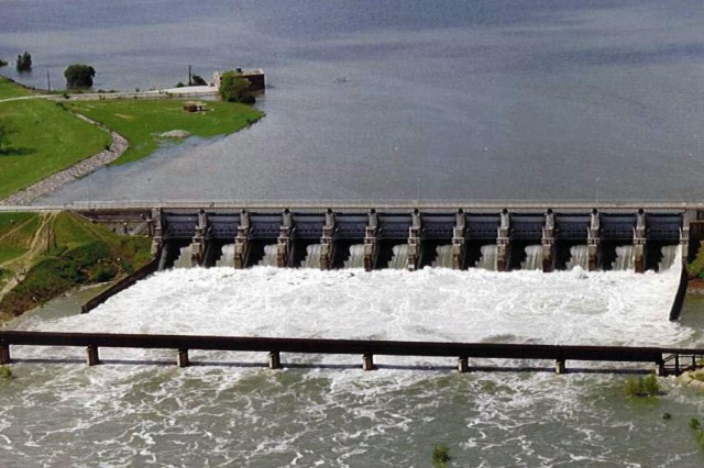 Lavon Lake, a U.S. Army Corps of Engineers lake located in Wylie, Texas, supplies water to the member cities of the North Texas Municipal Water District. It also provides flood control to the Collin, Dallas and Rockwall County areas.