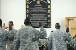 21st TSC honors new NCOs during ceremony