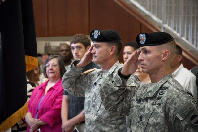 FORSCOM welcomes seasoned combat leader as new command sergeant major