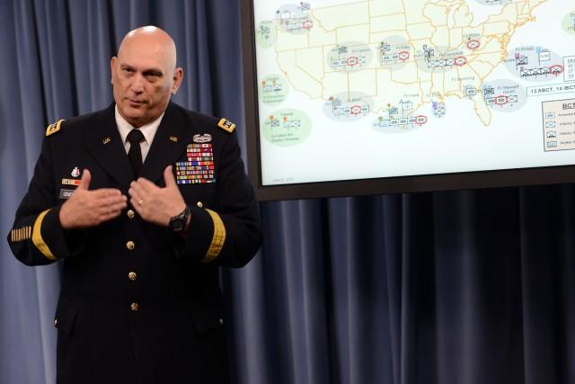 Army BCT Reorganization Plan
