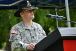 1-91 Cavalry Regiment changes commanders