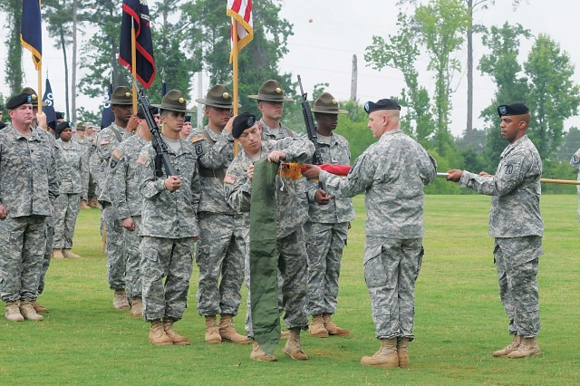 192nd Infantry Brigade discontinued