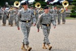 Champoux assumes command of Eighth Army