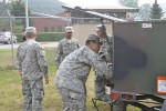 210th Fires Brigade conduct signal training