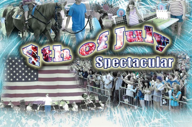 Celebrate with U.S. Army Garrison-Hawaii's 42nd annual 4th of July Spectacular, Weyand Field, Schofield Barracks.