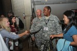 Soldiers teach Army values to student scientists