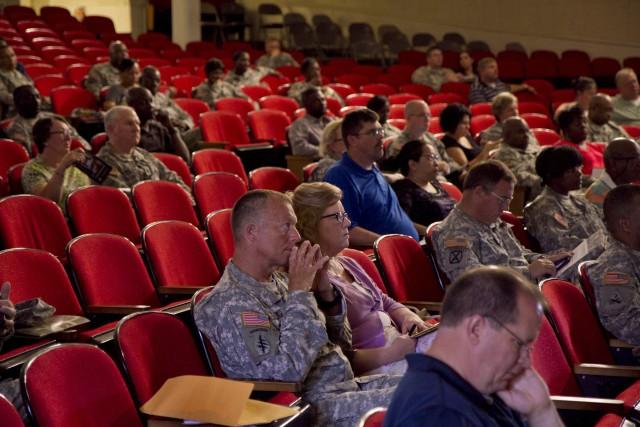 81st Regional Support Command holds retirement seminar