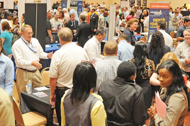 Job Fair: Record number of participants at 10th year