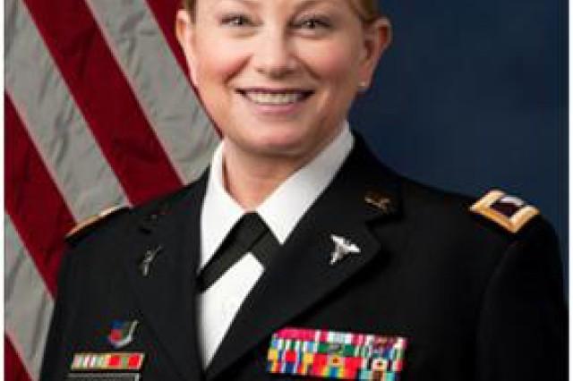 Col. Rebecca Porter