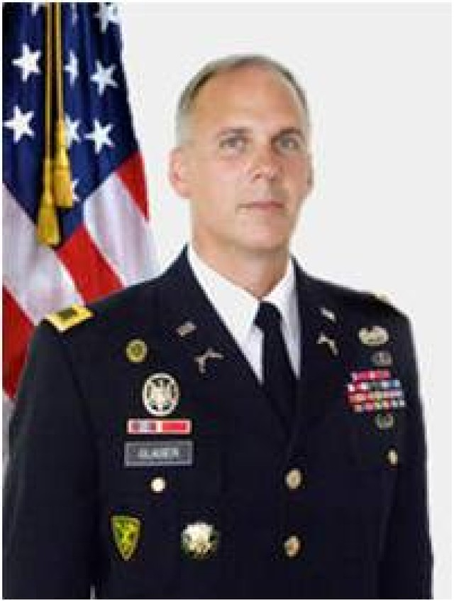 COL David P. Glaser