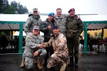 California Army National Guard participates in Exercise Rapid Trident 2013