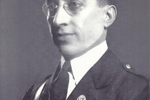 Sergeant Peter De Pasqua, a CIP Agent during World War I.