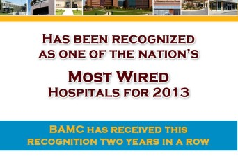 Brooke Army Medical Center named one of nation\'s Most Wired ...