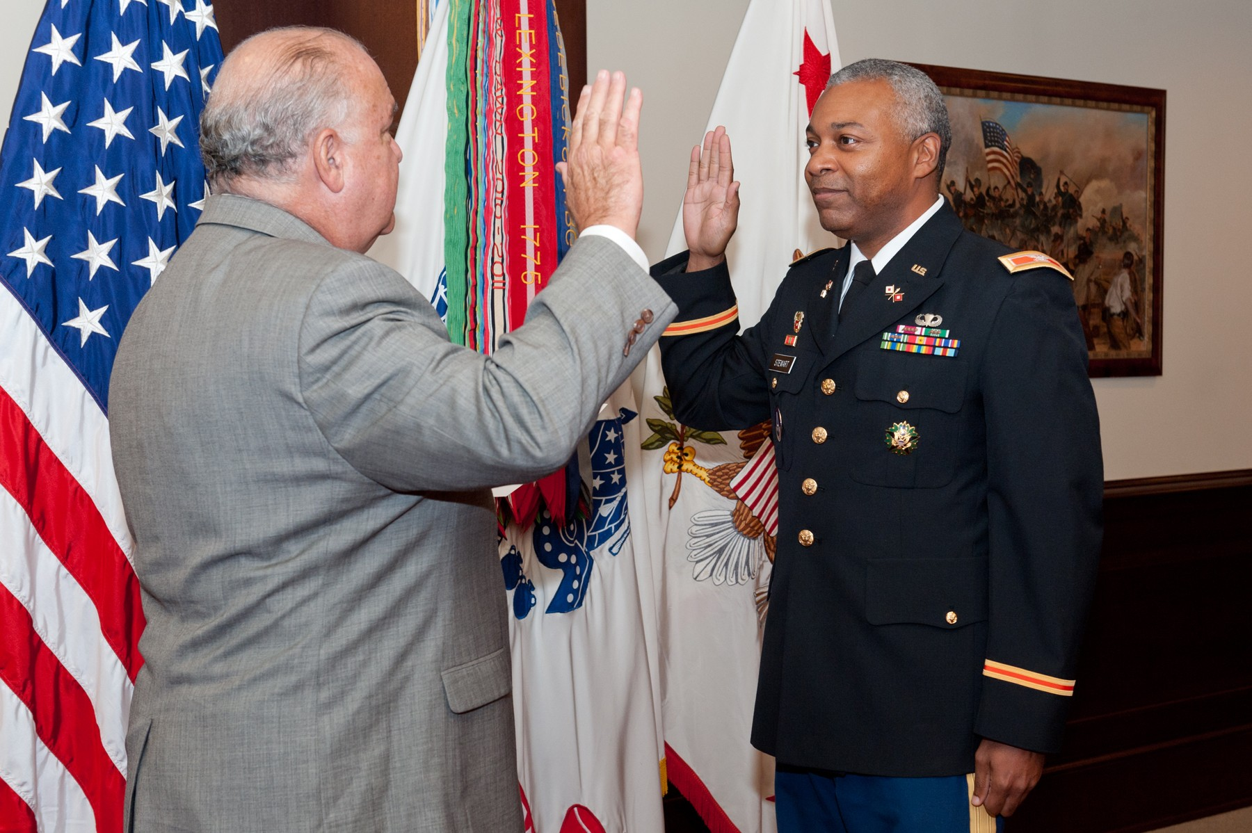 Army Acquisition Leader Promoted To Colonel Article