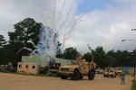 Soldiers train under fire aided by Army's new network