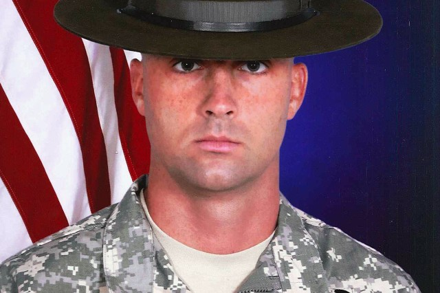 The U.S. Army selected Sgt. 1st Class David E. Stover as the 2013 active duty U.S. Army Drill Sergeant of the Year.