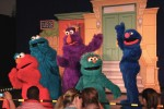 The Sesame Street / USO Experience for Military Families.