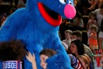 Grover makes a childs day.