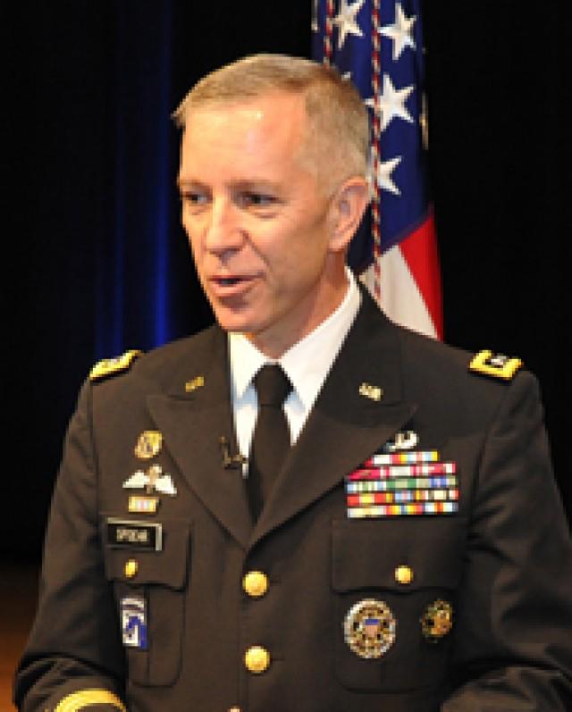 Lt. Gen. Thomas W. Spoehr