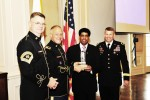 TUSAB receives award from AUSA chapter