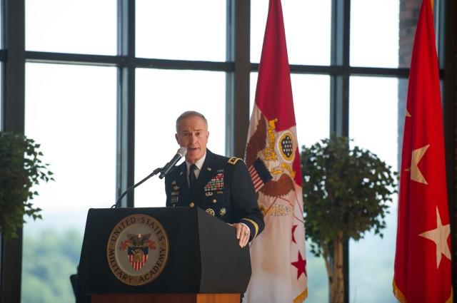 USMA Change of Command