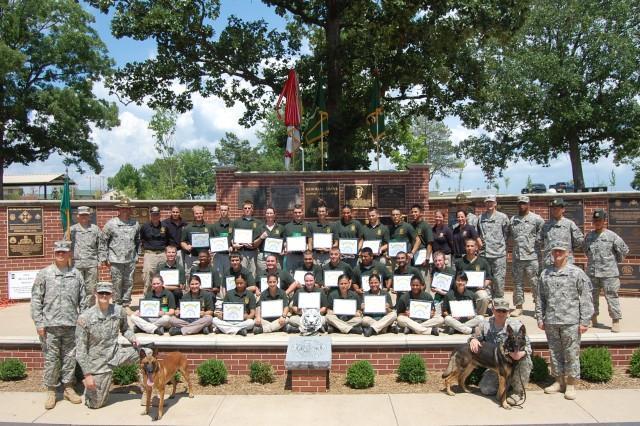 Fort Leonard Wood Military Police graduate 2013 class of law ...