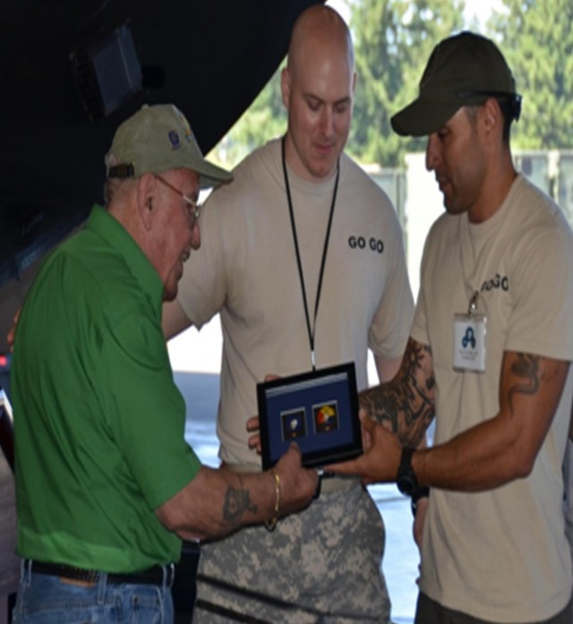 A Company 4th Battaltion 160th Special Operations Aviation Regiment (Airborne) reunion