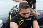 Army divers go to great depth for River Assault 2013