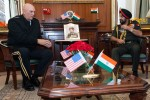 Odierno visits India, focuses on future opportunities