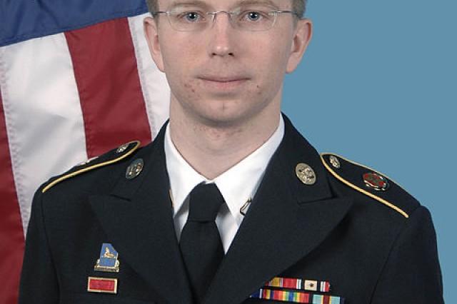 Pfc. Bradley Manning