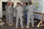 Enlisted, warrant officer students train together for first time at Huachuca