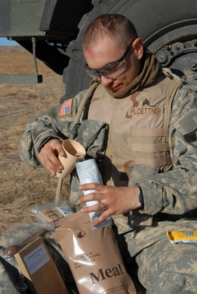 MRE production for 2014 does away with lasagna, refried beans, fajitas