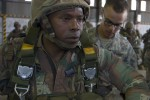 U.S., South African paratroopers simulate tactical airfield seizure