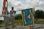 New York National Guard Camp Smith Training Site gets its own flag and patch