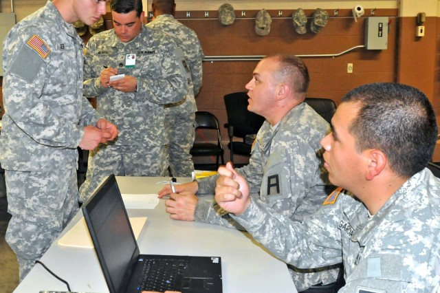 CONUS Replacement Center fine-tunes processes in anticipation of first deployers
