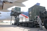 21st TSC helps move equipment to Afghanistan