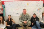 Army Recruiter Works to Prevent Bullying