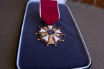 7ID soldier receives Legion of Merit following 30 years of service