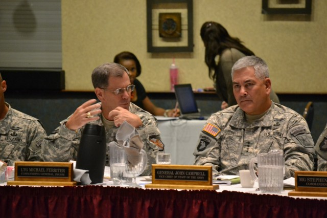 Army Vice Chief talks 'Ready and Resilient' at Fort Drum