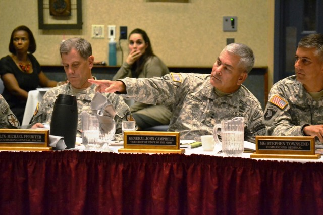 Army Vice chief talks 'Ready and Resiliency' at Fort Drum