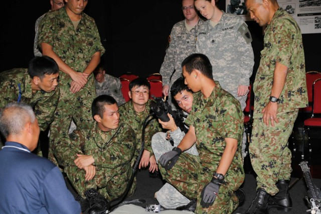 Bilateral training enhances interoperability between intelligence sections