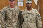 Vanguard first sergeant confirms faith during Ramadan