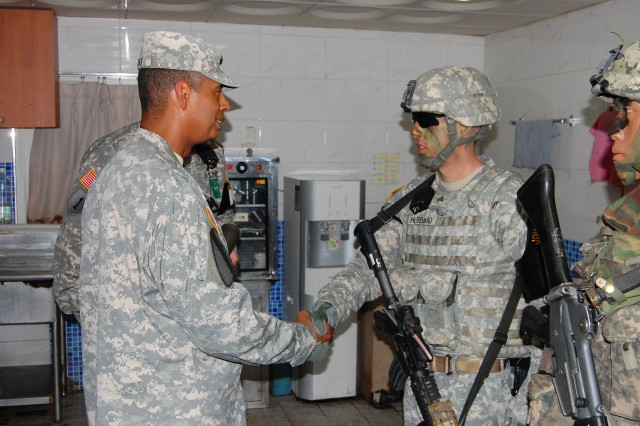 U.S. Army Pacific Commander visits JSA