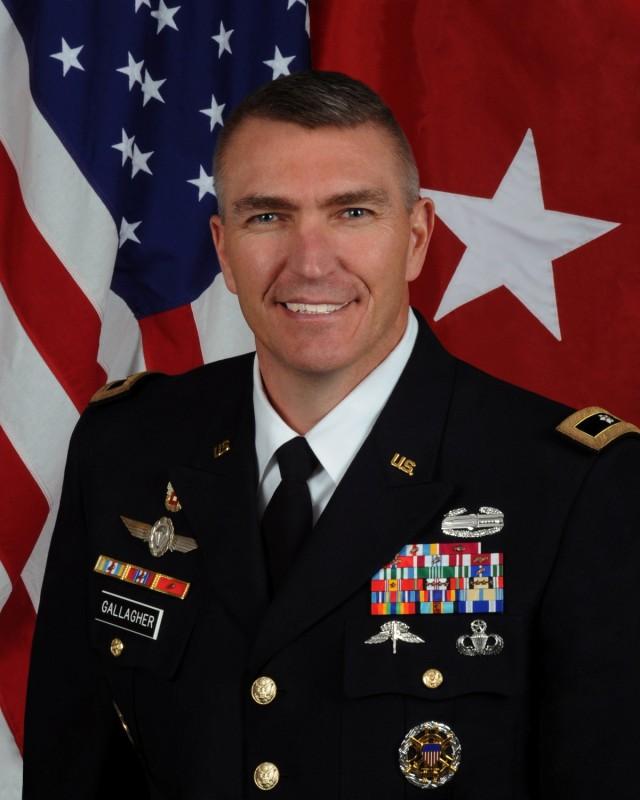 BG Peter A. Gallagher