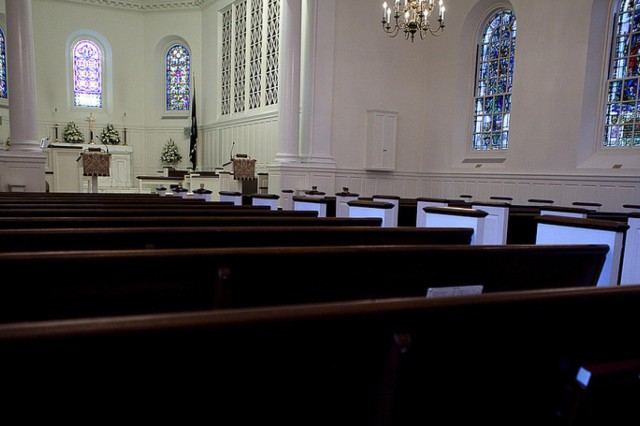 The Old Post Chapel is scheduled to host a grand-reopening ribbon cutting ceremony Sept. 18 at 1 p.m. after months of renovations of the building.